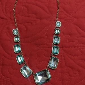 A Mint Green Necklace!